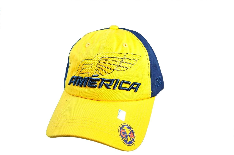 CAクラブアメリカOffcialチームロゴキャップ/帽子 – ca042   B00DVWB5N0