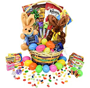 Functional Bags Rapture Candy Party Supplies Home Decor Cute Decoration Rabbit Toy Storage Handbag Gift Egg Basket Easter Bunny Kids Flower A Wide Selection Of Colours And Designs