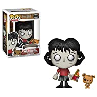 Funko 34691  Pop & Buddy Games: Don't StarveWillow with Bernie Collectible Figure, , Multicolor