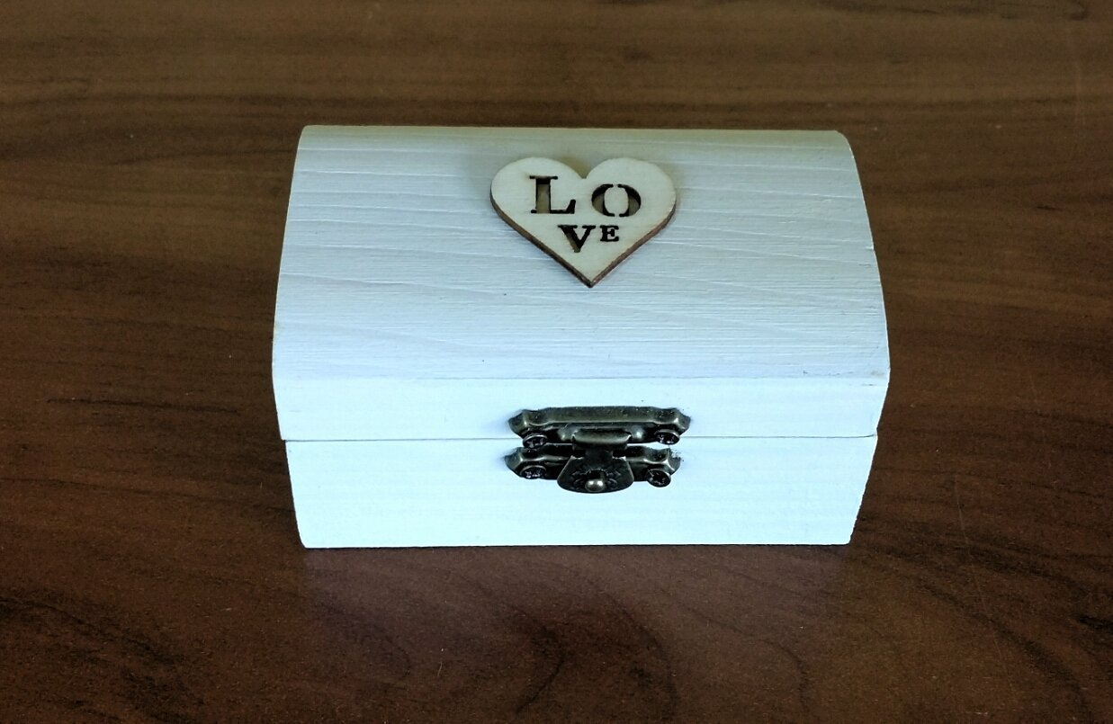 votre mariage.boîte de bague de mariage, boîte de découpage, boîte porteur d'anneau, boîte à bijoux, découpage, boîte à bijoux en bois, boîte à bagues, alliances sur mesure, boîte personnalisée. Boîte anneaux de mariage en bois blanc, boîte d'alliances déc