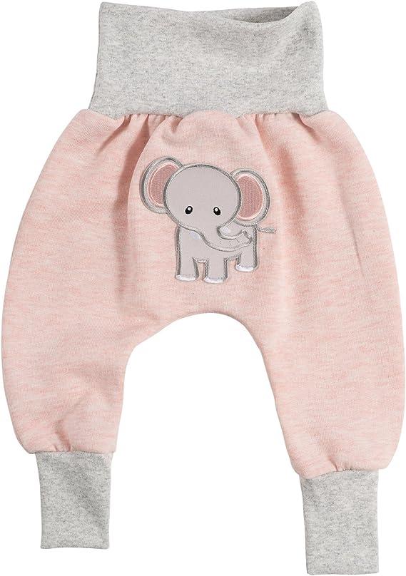Bequeme Kinder-Hose mit elastischem Bund,Pumphose Baby M/ädchen Jungle Hose PDYLZWZY Baby Pump-Hose
