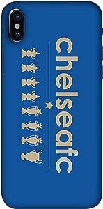 غطاء هاتف لابل ايفون اي اكس  من كولركينج CK1Ap008Fbl0089، متعدد الالوان