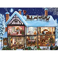 Jigsaw Puzzles 500/1000/1500/2000/3000/4000/5000 Pieces Wooden Puzzle Toys For Adults Christmas New Year Gift Decoration…
