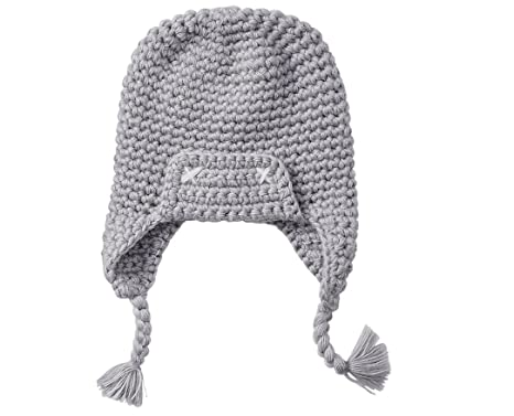 Amazon.com  Smartwool Toddler Trapper Hat - Past Season  Sports ... 26759132a532