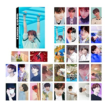Jewelry & Accessories Provided Kpop Bts Love Yourself Answer Paper Lomo Photo Card Bangtan Boys New Album Photocard Poster 32pcs Wide Selection; Jewelry Findings & Components