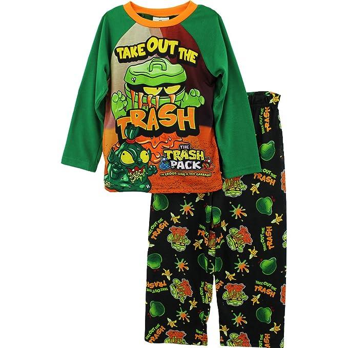 The Trash Pack Enfant T Shirt à Manches Longues Pour Garçon