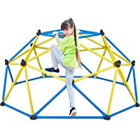 papababe Dome Climber Jungle Gym Geodesic Climbing Dome for Over 3 Years Old Kids Outdoor Toys (6FT)