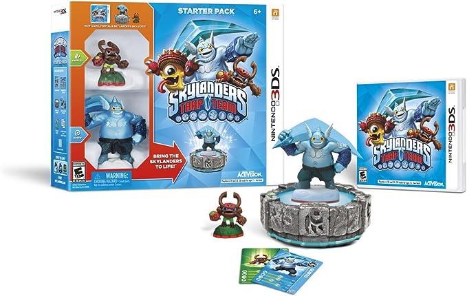 Skylanders Trap Team Starter Pack: Amazon.es: Videojuegos