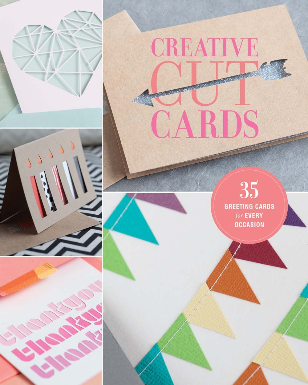 Creative Cut Cards 35 Greeting Cards For Every Occasion Lark