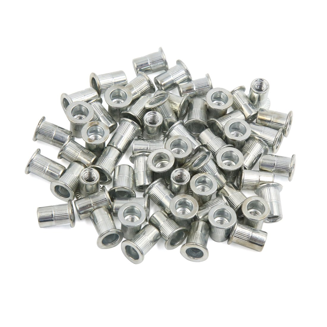 uxcell a16073000ux1878 Rivet Nut, 60 Pack Unknown