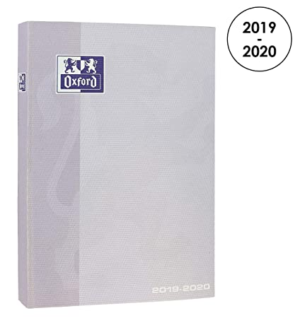 Oxford School Limited - Agenda escolar diaria 2019-2020, 1 día ...