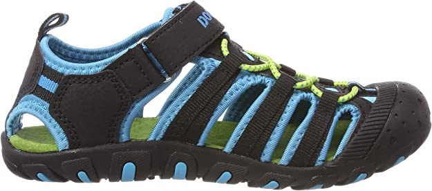 Dockers by Gerli Kinder Schuhe 42TO602-637163 schwarz 636905