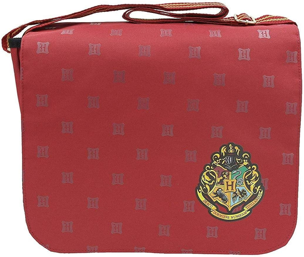 Harry Potter Hogwarts Messenger Bag
