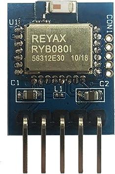 REYAX RYB080I/_lite BT 4.2 5.0 Bluetooth module BLE TI CC2640R2F Antenna AT