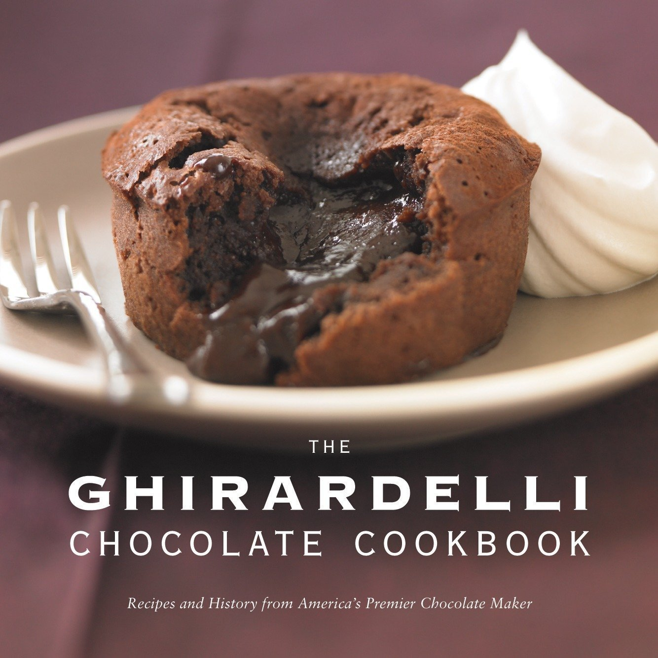 amazon the ghirardelli chocolate cookbook recipes and history