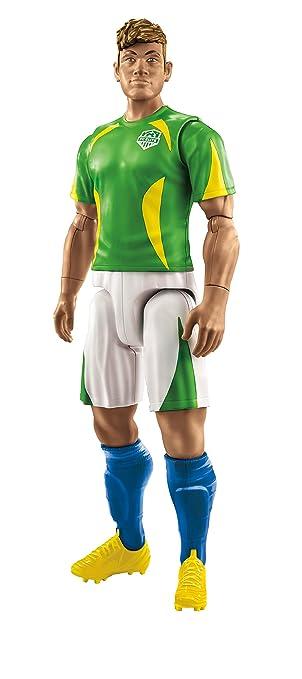7 opinioni per Mattel DYK86F.C. Elite- Figurina Footbal Neymar