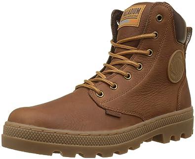 533cda8d6a4 Palladium Men's Pallabosse Sc Wp Classic Boots, Brown (Cathay Spice/Ch BRWN/