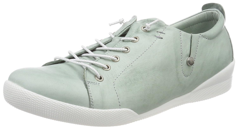 Andrea Conti Damen 0345724 Sneaker Grün (Mint)
