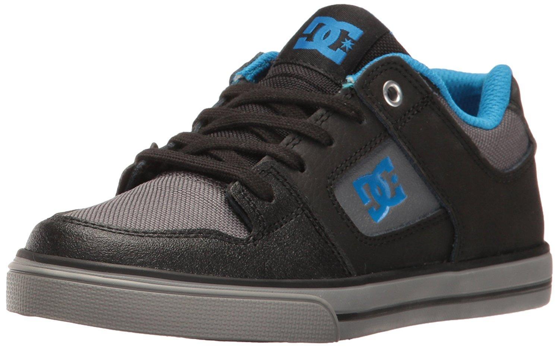 DC Pure SE Sneaker (Little Kid/Big Kid) (4.0 Big Kids)