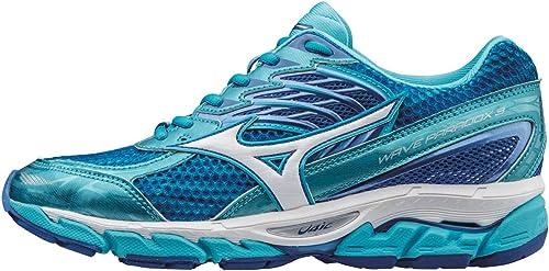 Mizuno Wave Paradox 3 (W), Zapatillas de Running para Mujer, Azul ...