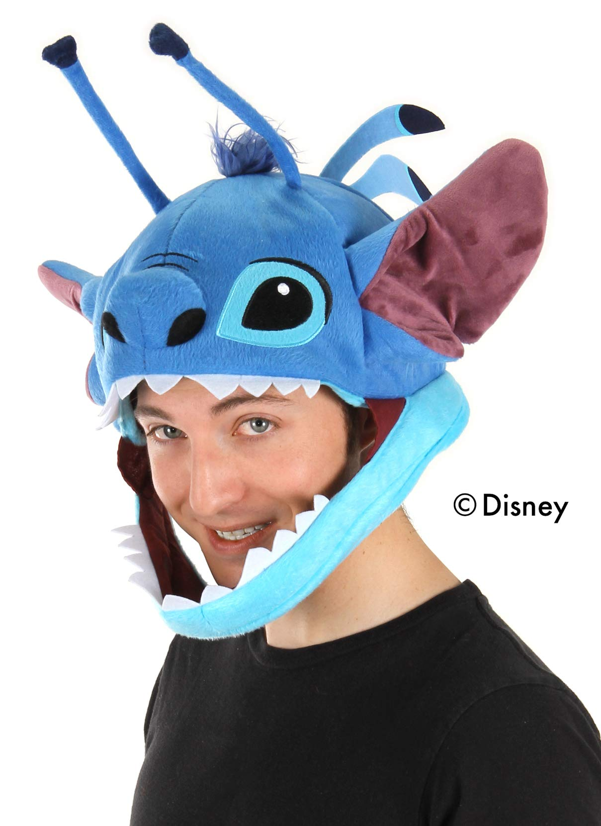 elope Disney Stitch Costume Jawesome Hat Adults and Kids