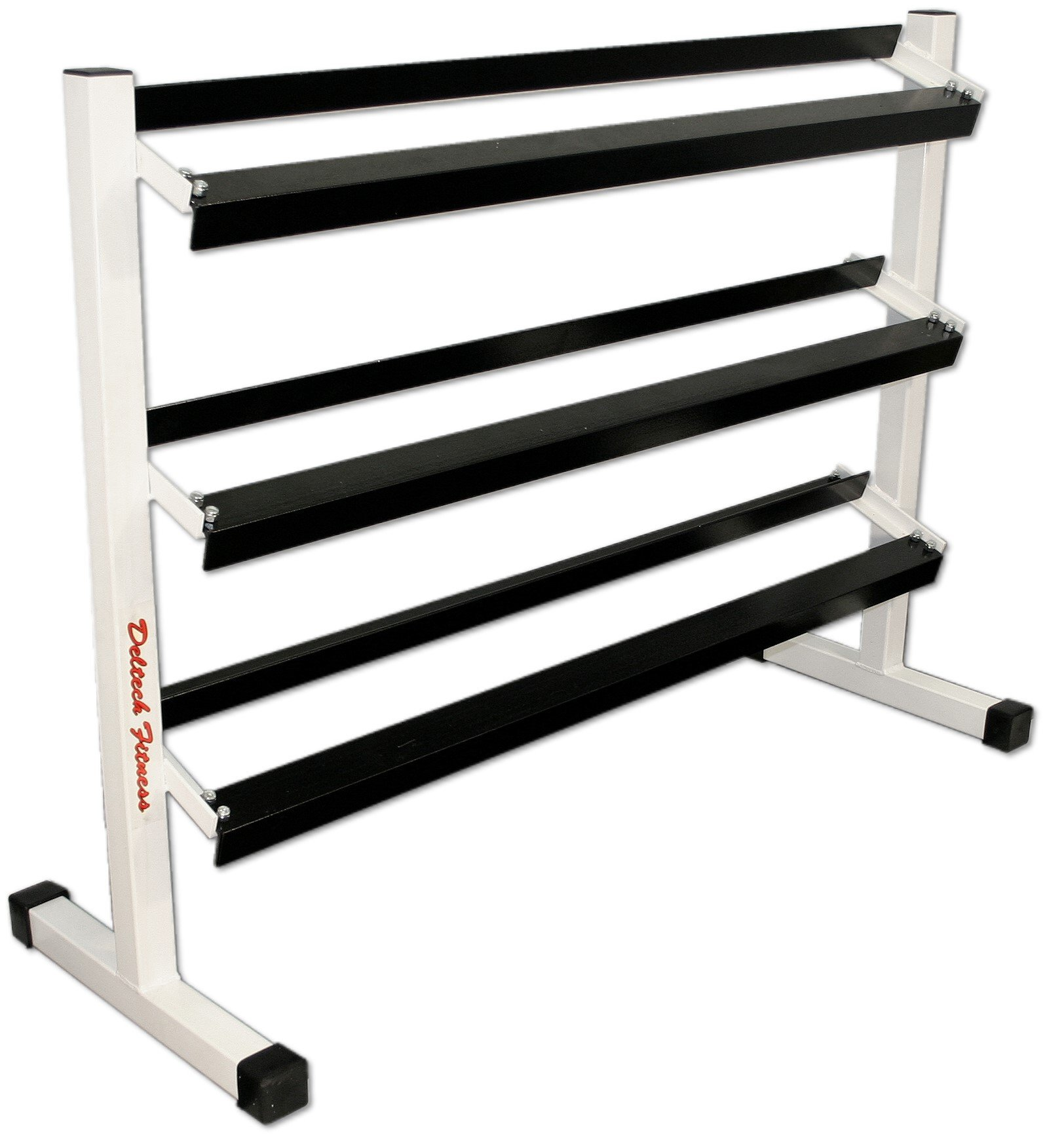 Deltech Fitness Three Tier 54'' Dumbbell Rack by Deltech Fitness (Image #2)