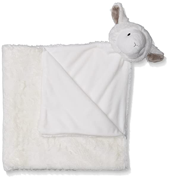 Amazon.com: Quiltex Baby Boys Plush Manta de seguridad ...