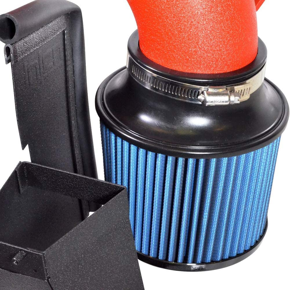 Tech /& Air Fusion and Super Nano Web Dry Filter Injen Tuned Intake with Mr
