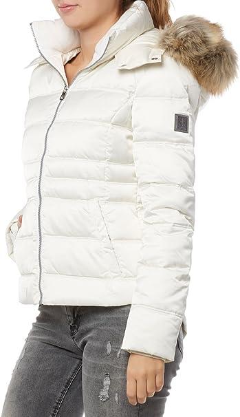 Calvin Klein Jeans Giacca Donna Bianco Amazon It Abbigliamento