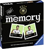 """Ravensburger 26783 Memory Die Nationalmannschaft 2018"""" Legespiel"""