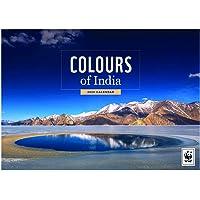 WWF-India 2020 Wall Calendar - Colours of India