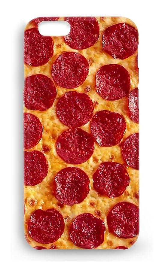 Funda Carcasa Pizza Cartas para Huawei P8 Lite plástico ...