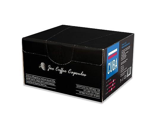 Cafe Joe USA - Cápsulas de espresso, CUBA, Nespresso ...