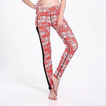 MAOYYMYJK Pantalones De Yoga para Mujer Womens Yoga Pants La ...