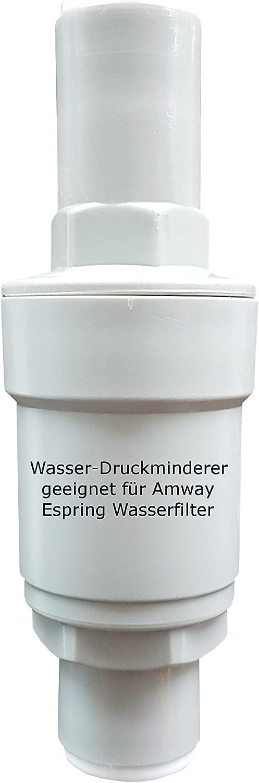 Reductor de presión de agua adecuado para Amway Espring filtro de ...