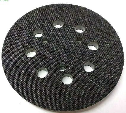 93 mm//62x102 mm-K 40–240-11-trou 50 Velcro-Pierres Pour Delta meuleuse