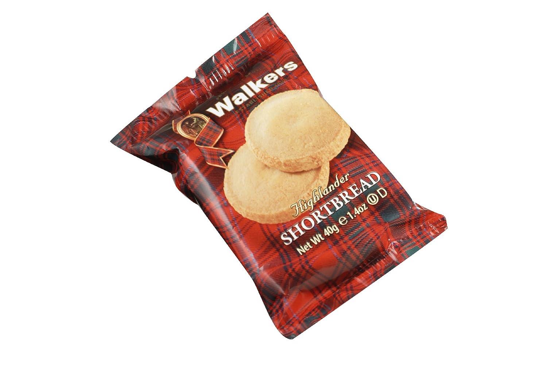 Walker Highlander galletas de mantequilla # 176 piezas ...