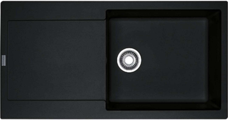 Onyx FRANKE 114.0367.749 BSG 611-78//39 /Évier de cuisine en fragranit