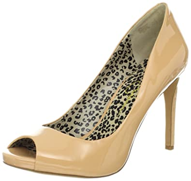 43a344b852e9 Jessica Simpson Women s Saras Open-Toe Pump