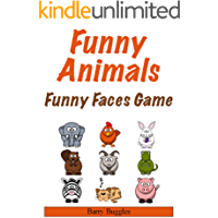 Funny Animal Pictures Funny Faces Game (English Edition)