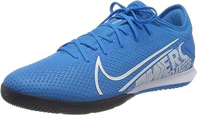 Vaciar la basura Fácil de comprender engañar  Nike Vapor 13 Pro IC, Zapatillas de fútbol Sala Unisex Adulto, Multicolor  (Blue Hero/White-Obsidian 414), 46 EU: Amazon.es: Zapatos y complementos
