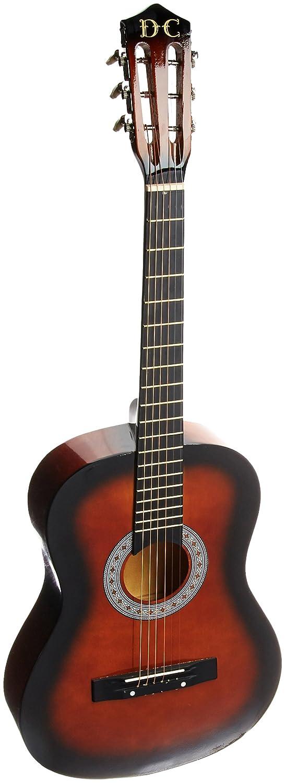 Pack of 6 Plastic Guitar Pens 6 1//2 Zugar Land Black ink