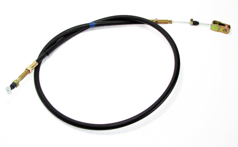 KAWASAKI MULE 3010 / 4010 Trans 4x4 Gas / Diesel Left Parking Brake Cable - Replaces OEM # 54005-7503 & 54005-7501 ATVWorks