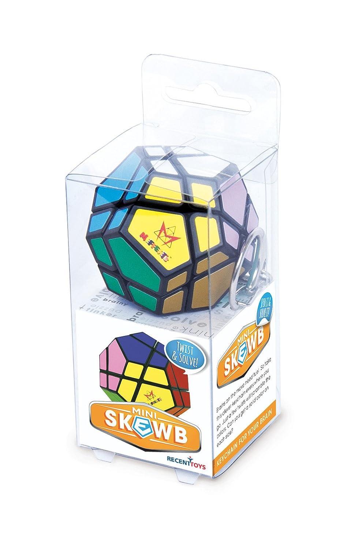 Amazon.com: Mefferts Mini Skewb Puzzle: Toys & Games