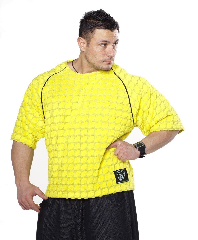 STILYA Sportswear Herren Ragtop Trainings Shirt T-Shirt Bodybuilding 3073-ST …