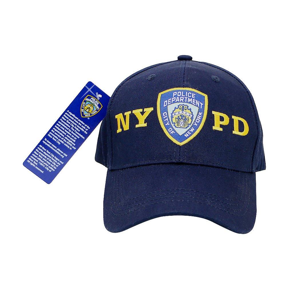 ec83dc15b49 Amazon.com  City-Souvenirs Official NYPD Hat Baseball Cap