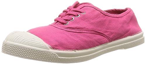 Bensimon Tennis - Zapatillas de Deporte de Lona Para Mujer Rosa Rose (Rose Vif 468) 39 3LsySi