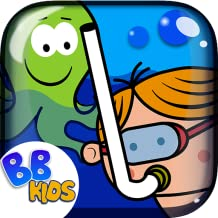 Oceania : Sea Animals Story & Games for Kids