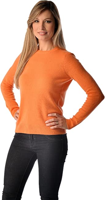 Cashmere Boutique: 100% Pure Cashmere V Neck Spring Sweater for Women (2 Colors, Sizes: SML)