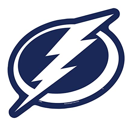 Awesome NHL Tampa Bay Lightning Logo On The GoGo Nice Ideas